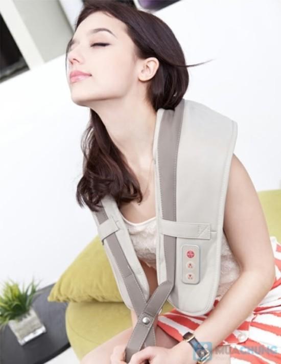 Máy massage cổ vai gáy Shachu Hàn Quốc