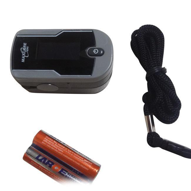máy đo oxy trong máu và nhịp tim