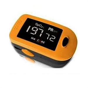 Máy đo độ bão hòa oxy và nhịp tim Max-109
