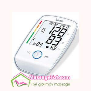 Máy đo huyếtáp bắp tay điện tử Beurer BM45