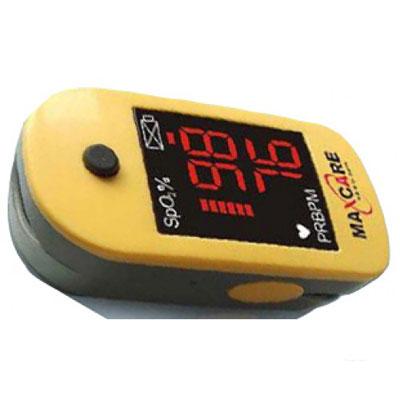 Máy đo độ bão hòa oxy và nhịp tim