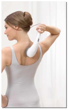 máy massage cầm tay Beurer MG 21 có nhiều tác dụng với cơ thể