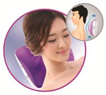 Gối massage vùng đầu