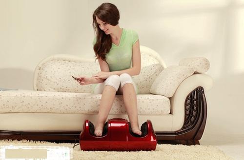 Máy massage Shachu mang lại nhiều lợi ích cho người dùng