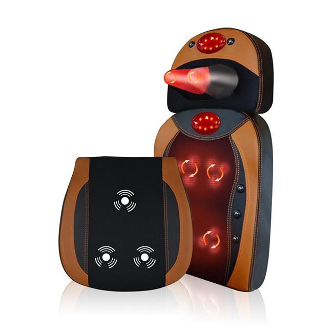 đệm massage 2 mảnh Shachu 3D