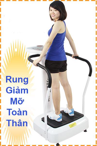 Máy massage rung Shoohan Hàn Quốc