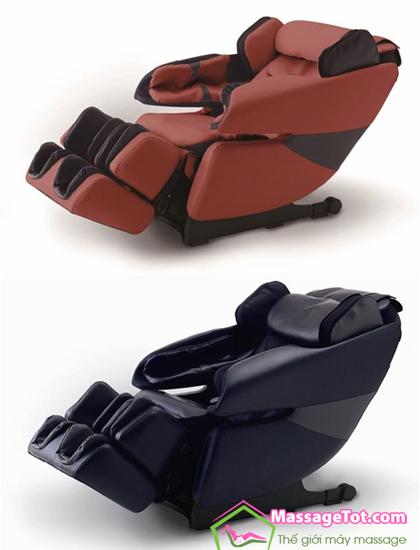Ghế matxa toàn thân Ghế massage Deluxe HCP-N333W