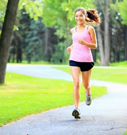 Tập thể dục cho đôi chân