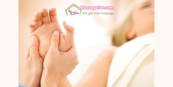 massage chữa chứng mất ngủ