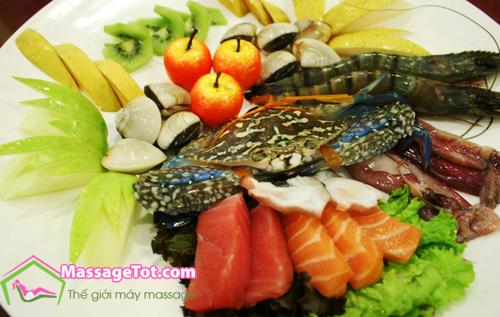 Đảm bảo đủ chất dinh dưỡng