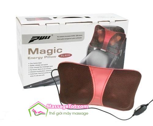 Gối massage Magic