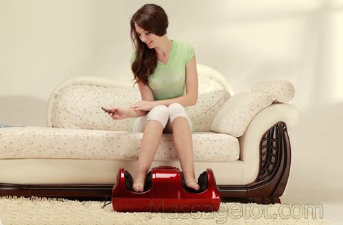 Máy massage chân tạo cảm giác thư giãn