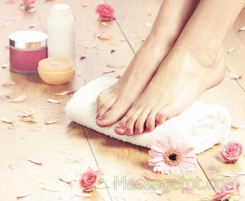 Massage chân rất tốt cho sức khỏe