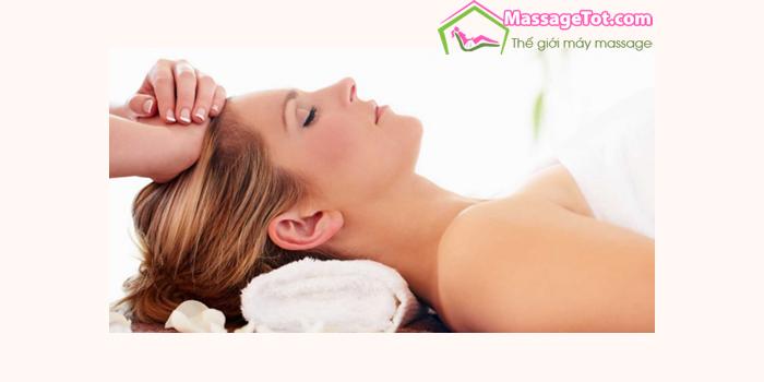 Massage trước khi đi ngủ