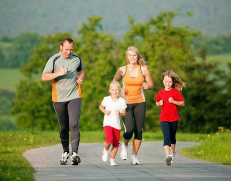 Tập thể dục thường xuyên rất tốt cho sức khỏe